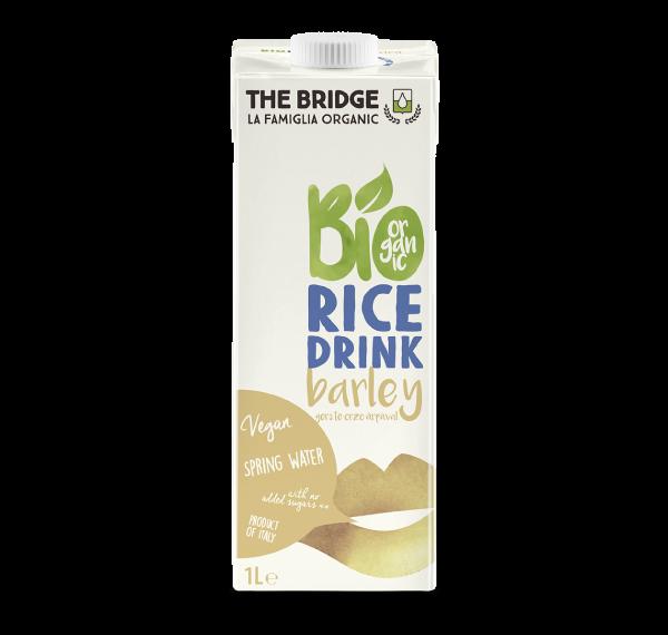 bebida arroz cebada