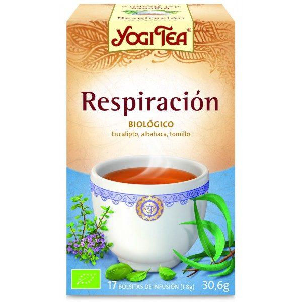 yogi tea respiracion