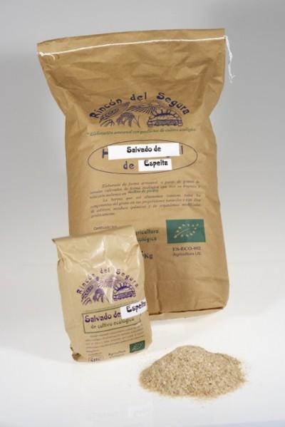 salvado trigo espelta