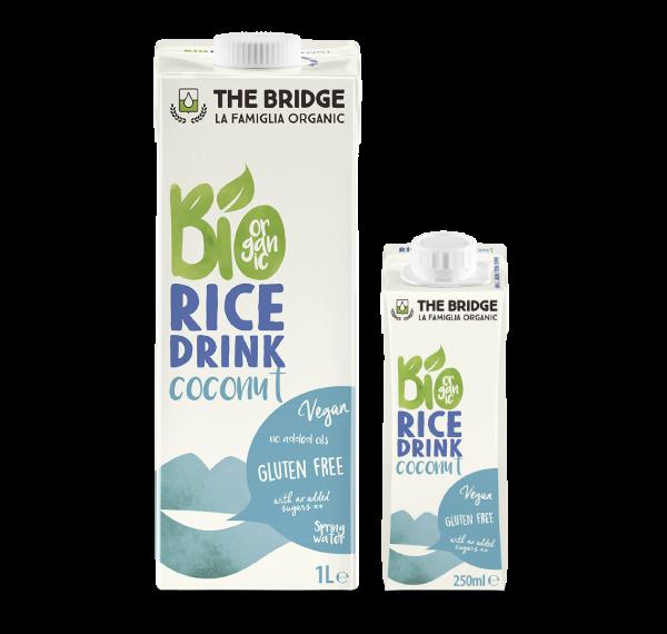 bebida arroz coco