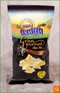 Patata Eco Oliva 125 g Gourmet