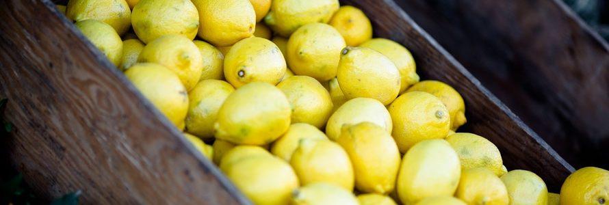 limones productos ecológicos