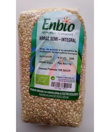 Arroz Seminteg Redondo en Conversion – Enbio – 1k
