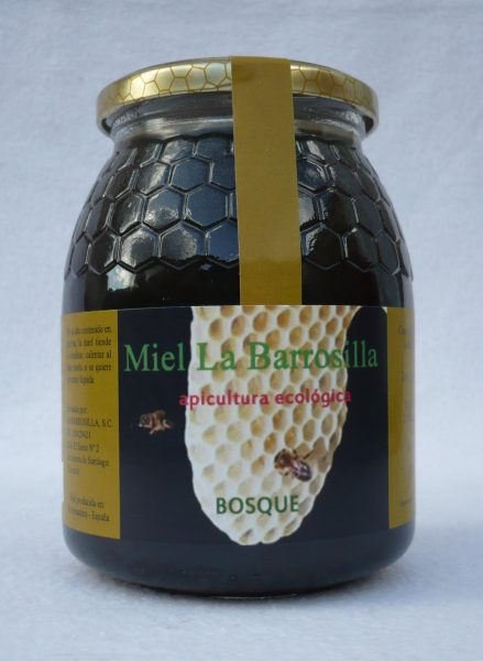 Miel la Barrosilla Bosque eco