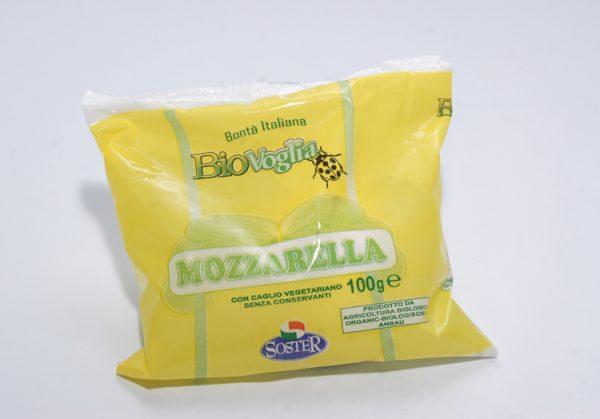 mozzarella biovoglia