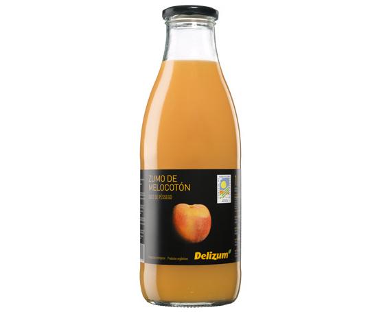 zumo melocoton delizum