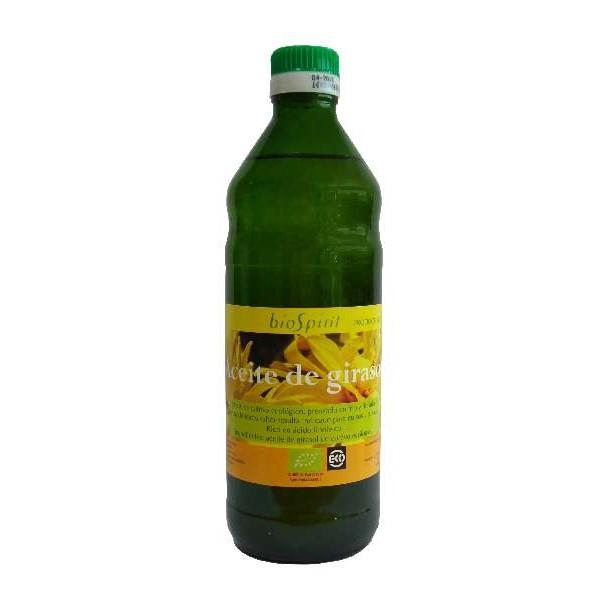 Aceite de Girasol – BioSpirit – 1 L