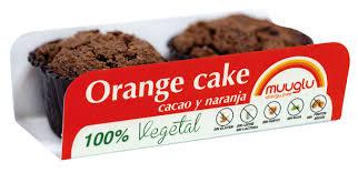 muffin cacao naranja