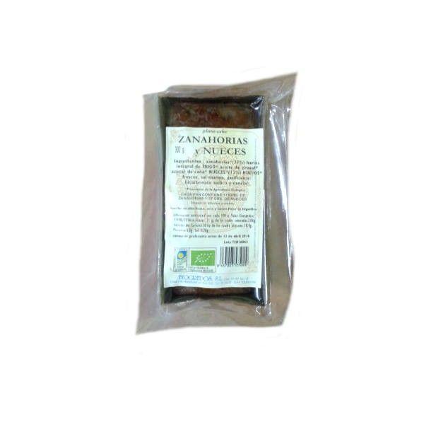 PlumCake-Zanahoria-y-Nueces-Ecologico-300-gr-Biogredos