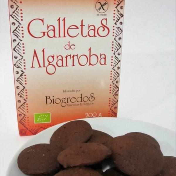 galletas algarroba SG biogredos