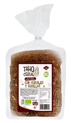 pan molde cereales semillas