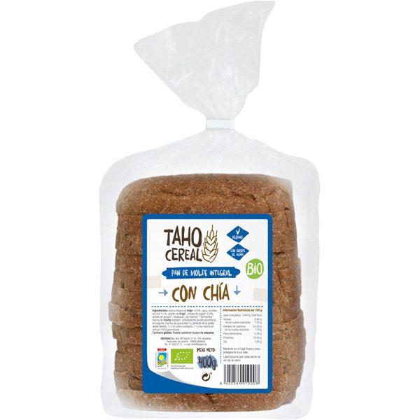 pan molde chia