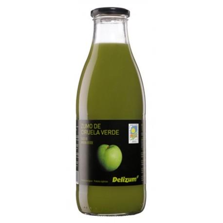 zumo ciruela verde delizum